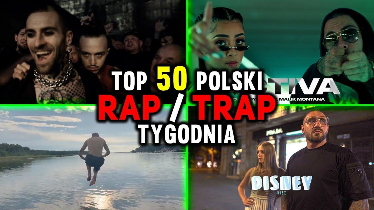 TOP 50 POLSKI RAP / TRAP TYGODNIA! [2021] [Mata, Quebo, Kizo, KUBAŃCZYK,Sobel,White,chillwagon,ReTo]