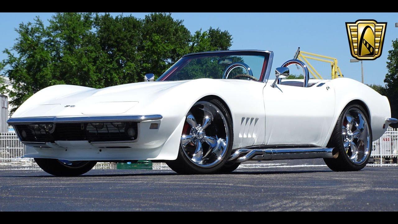 Kekurangan Corvette 1968 Top Model Tahun Ini