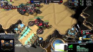 [ATC] Taeja vs HeroMarine -g4- Starcraft 2 HD polski komentarz Heart of the Swarm