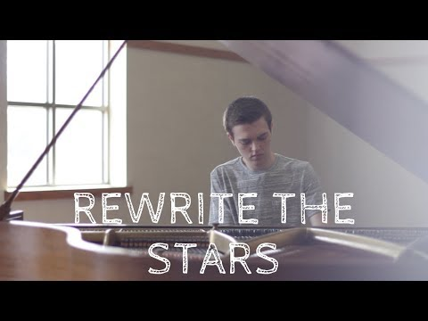 Rewrite The Stars - Zac Efron & Zendaya Piano Cover by Jacob Edelman