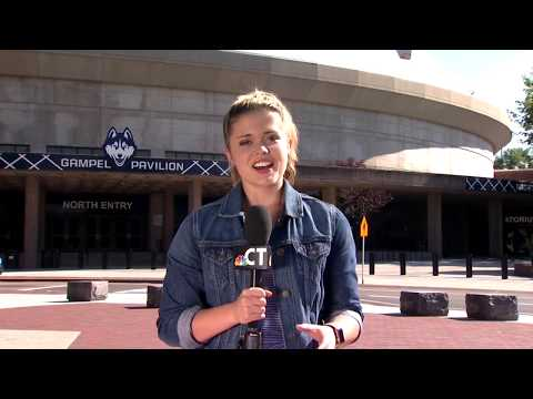 Tara Lynch Reporting On The UCONN Huskies Move To The Big East
