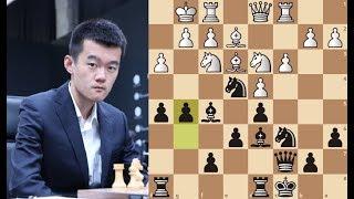 Китайский терминатор громит Каруану! Это будущий чемпион мира?! Шахматы.