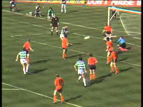 Frank McAvennie Goal - Celtic 2 Dundee United 1 - 1988 Scottish Cup Final (14/5/88)