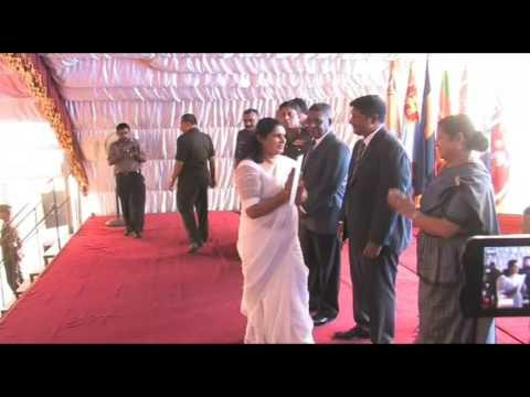 State Minister of Defence Sri Lanka - Ruwan Wijewardene