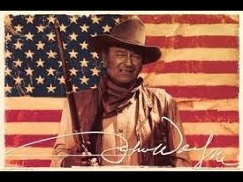 John Wayne, American Hero,Western Movie Star