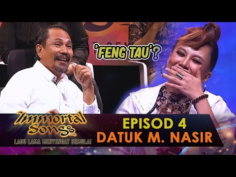 [LIVE] Immortal Songs (2020) | Episod 4 - Datuk M. Nasir