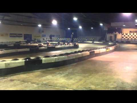 6year old jimmy parker ace karting