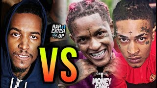 """Lil Reese Calls Kyyngg """"Clown ass goofy"""" after Shooting + Kyyngg & Prynce Respond"""