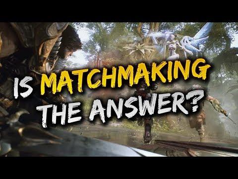 paragon ranked matchmaking