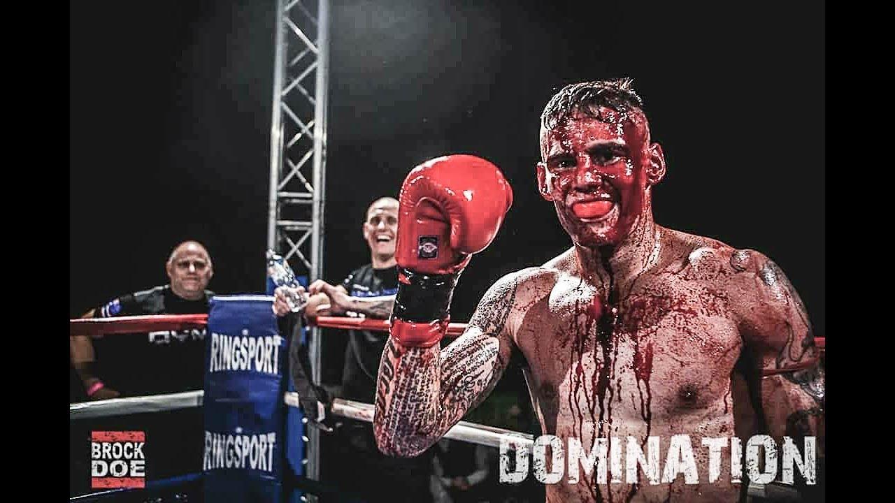 Muay Thai Toby Smith Vs Charlie Bubb Domination Muay Thai  Perth Australia