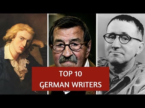 Top 10 german authors  | Wisdom Duck