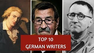 Famous Authors From Germans