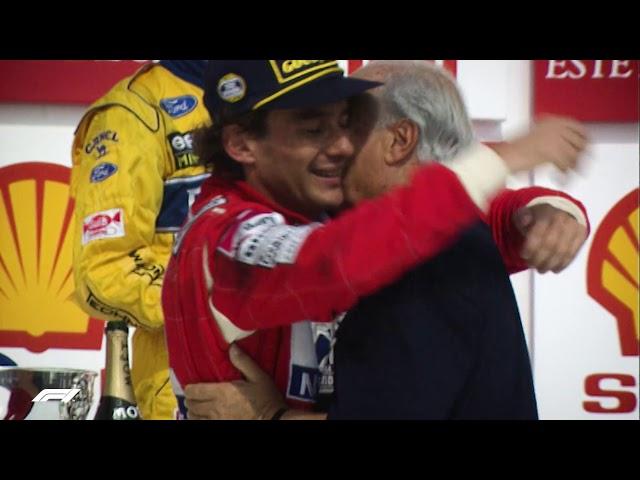 2019 F1 Drivers Pay Tribute To Ayrton Senna