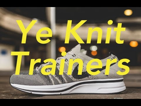e9db278d5a5c7 ... australia pale grey nike flyknit trainers yeknits yeezy knits sneakers  unboxing review eeed3 565f1