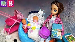 НАШ МАЛЫШ МАКС) КАТЯ И МАКС ВЕСЕЛАЯ СЕМЕЙКА Мультики с куклами #куклы #barbiedoll