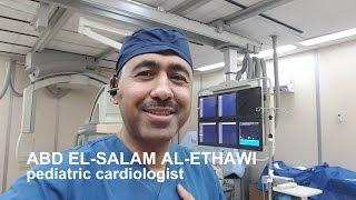 Transcatheter Ventricular Septal Defect (VSD) Closure | Abd El-Salam Al-Ethawi