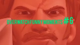 Damn Solider Overwatch funny moments #6