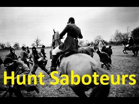 Fox Hunt Saboteurs #debunked