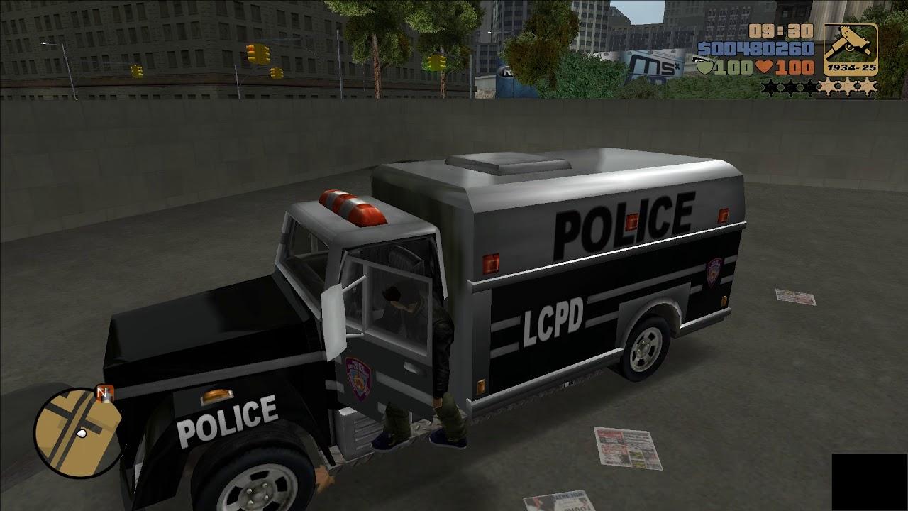 Grand Theft Auto 3 (GTA III) - Reborn Mod Gameplay