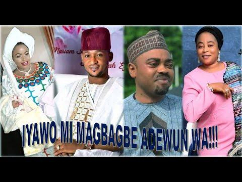 Download IYAWO MI MA GBAGBE ADEHUN BY ALHAJI SAOTY AREWA