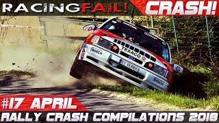 Racing and Rally Crash Compilation Week 17 April 2018 | RACINGFAIL