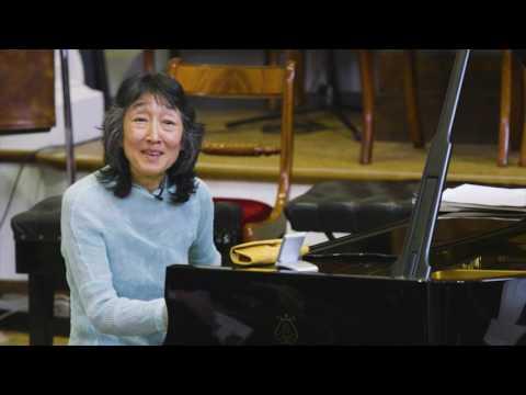 Mitsuko Uchida Masterclass - Comparing Beethoven N.4 In G Major And Mozart's K. 503