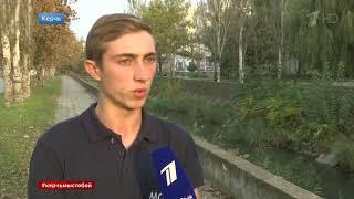 Следователи уже до секунд восстановили картину произошедшего в Керчи