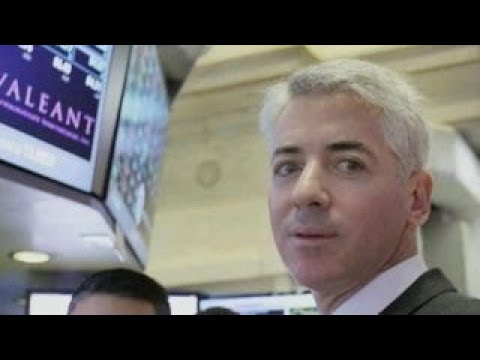 Ackman's Pershing Square Capital reportedly losing investors at rapid pace