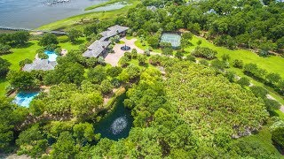 Waterfront Sea Lilly Estate in Wilmington, North Carolina