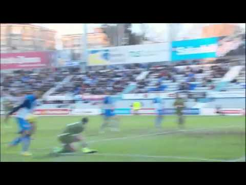CE Sabadell - Sporting due Gijon (2:2)