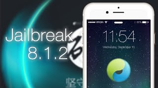 New TaiG 8.1.2 Jailbreak Untethered Tutorial iPhone, iPod Touch iPad