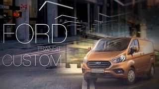 Форд Транзит Кастом / Ford Transit Custom. Моя субъективная оценка авто.