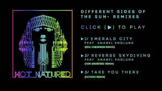 Hot Natured - Different Sides of the Sun (Remixes) Thumbnail