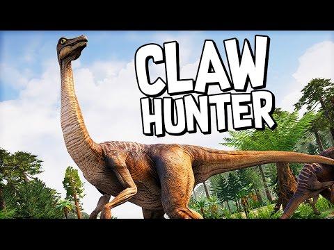 JURASSIC SURVIVAL! NEW DINOSAUR GAME | Claw Hunter (Claw Hunter Gameplay)