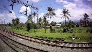 South Indian Rail Journey With Magicam