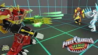 ARENA: MEGAZORD MEGA BATTLE! | Power Rangers Dino Charge Rumble HD By StoryToys Entertainment