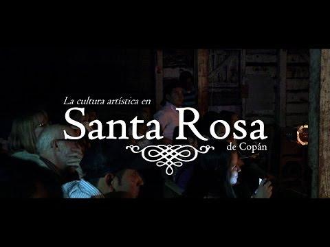 La Cultura Artística en Santa Rosa de Copán