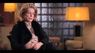 Catherine Deneuve, Louis Vuitton interview