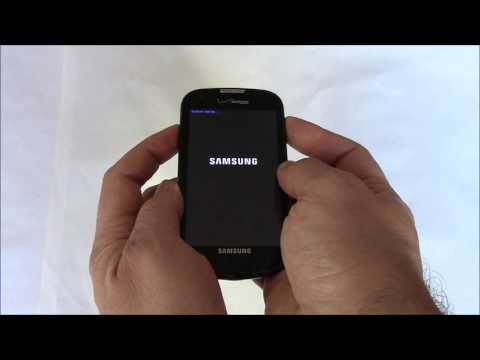 How To Hard Reset A Samsung Galaxy Stellar SCH-1200 Smartphone