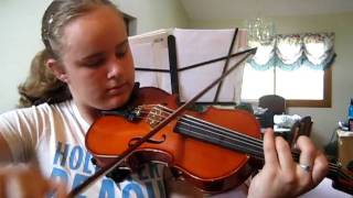 """Bile Them Cabbage Down"" on Violin (Fiddle)"