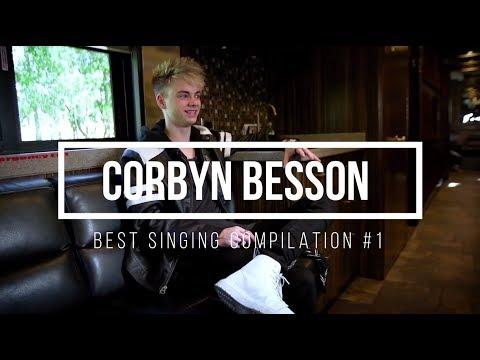 Corbyn Besson -best singing compilation #1