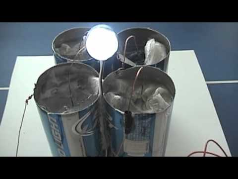 SeaWater Battery