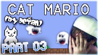 "CAT MARIO - ""Trampoška !"" (by PeŤan) |PART 03|"