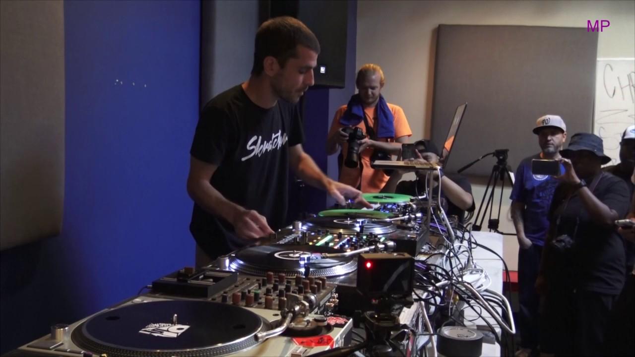 DJ Brace - Skratchpad D.C. 6-25-17