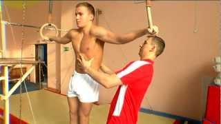 Томский гимнаст Кирилл Потапов