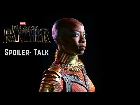 Black Panther Spoiler-Talk!!!