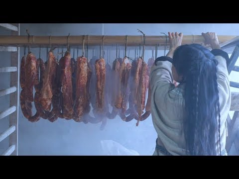 当腊味煲仔饭遇上胡椒猪肚鸡你又以为有故事还是没有Lap Mei claypot rice | pig maw and chicken soup with pepper Liziqi Channel