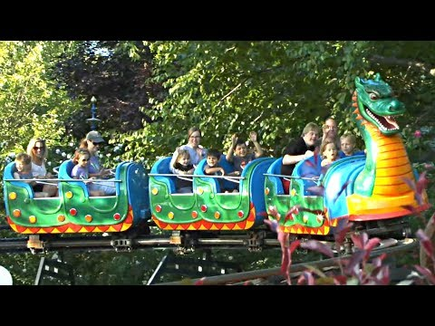 Dragon Coaster (HD POV) - Canobie Lake Park