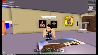 roblox wwe smackdown vs raw