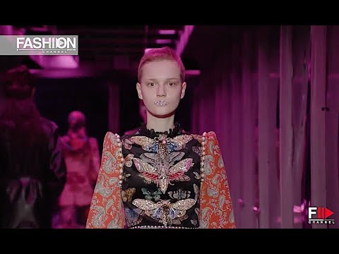 GUCCI - The Best of 2017 - Fashion Channel